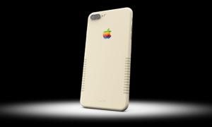 ColorWare iPhone 7 Plus retro mac