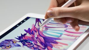 Apple Pencil e iPad Pro