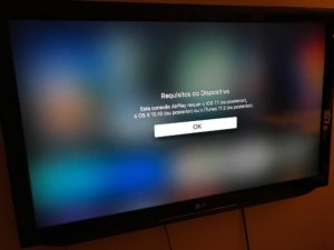 AirPlay com problemas no tvOS 10.2