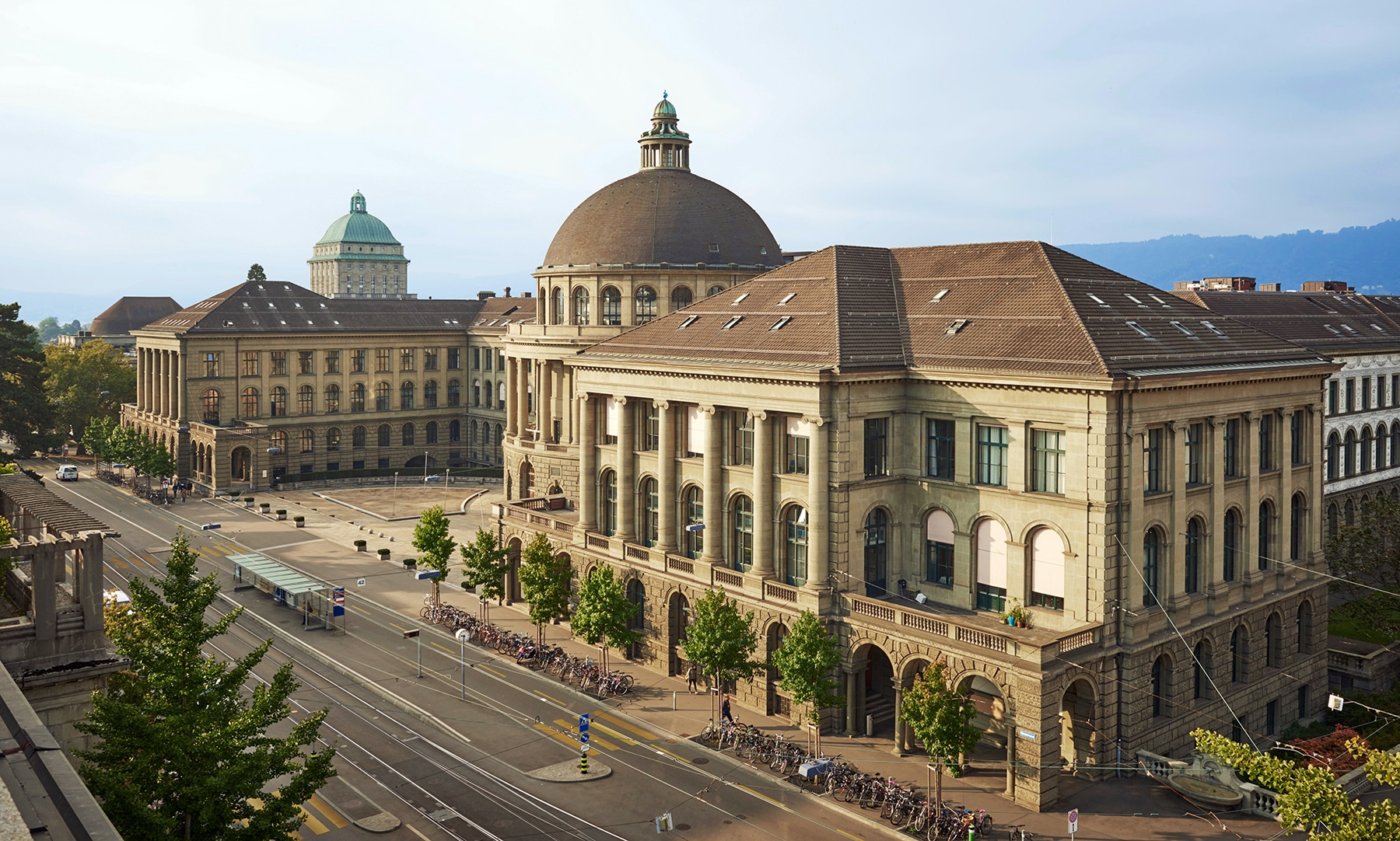 Universidade ETH Zurich