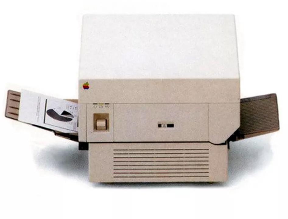 Impressora Apple LaserWriter