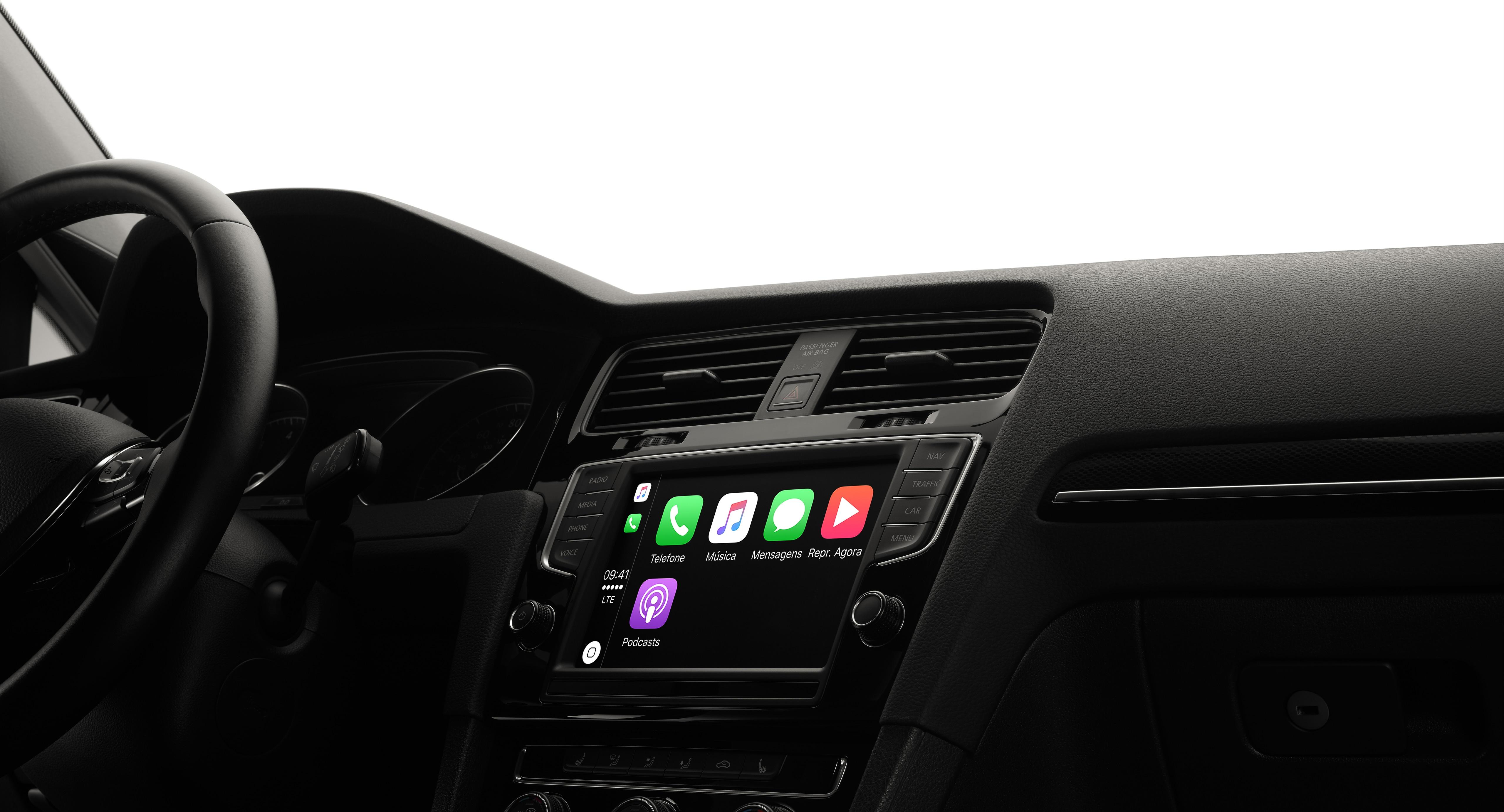 CarPlay, da Apple
