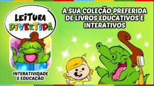 App Livros Infantis do Jacarelvis para iOS
