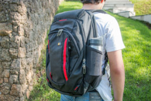 Mochila Evolution Plus, da Case Logic