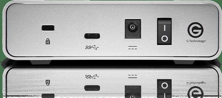 G-DRIVE USB-C