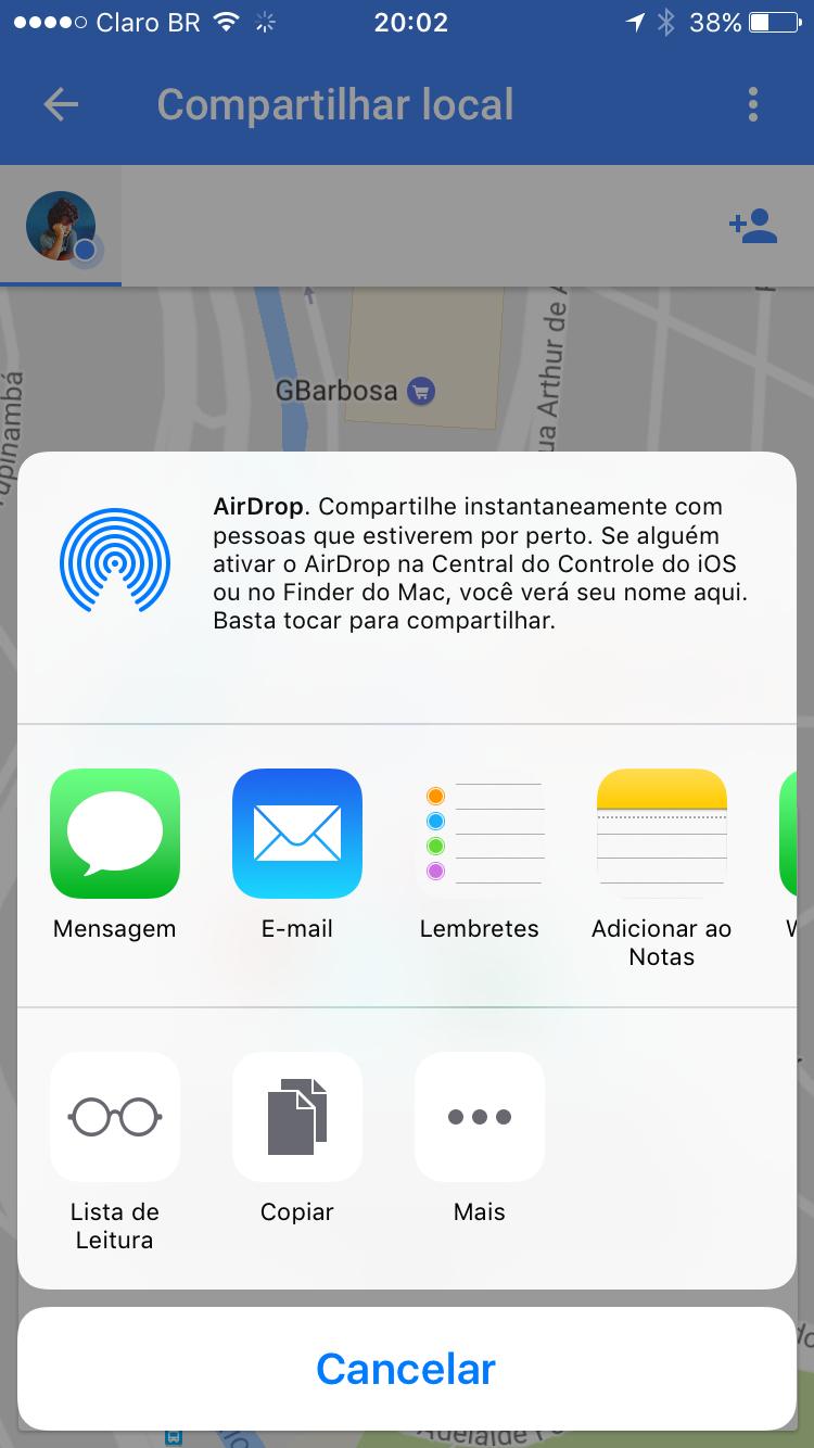 Tutorial: como utilizar o recurso de compartilhamento de localização no Google Maps