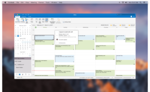 Preview do Outlook para Mac com suporte ao Google Agenda e Contatos