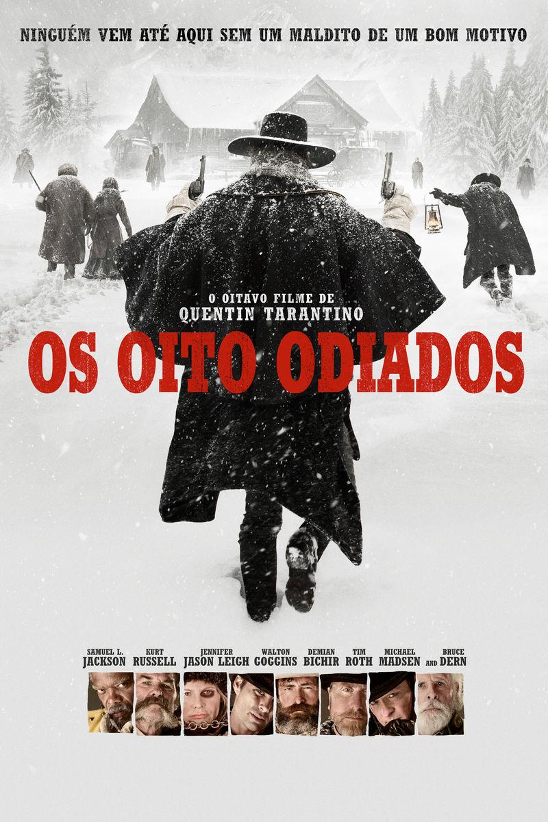 Filme - Os Oito Odiados