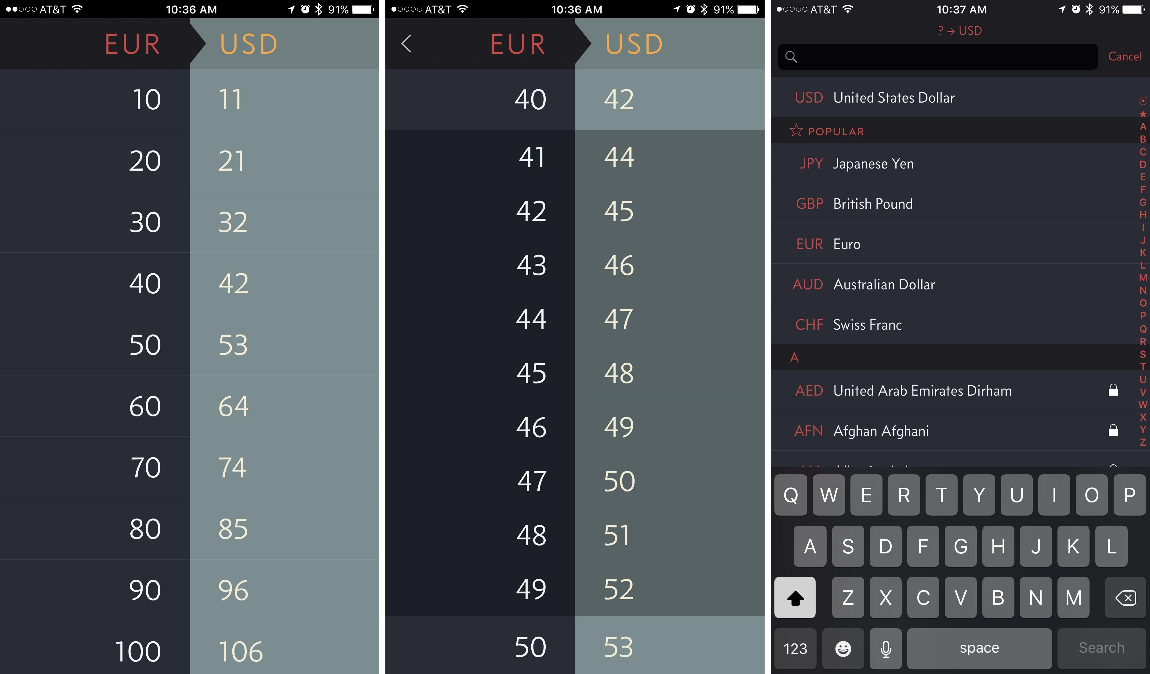Aplicativo Elk para iPhone e Apple Watch