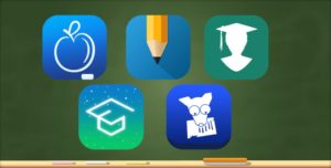 Comparativo apps escola faculdade