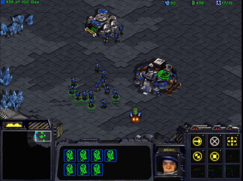 StarCraft Blizzard gratis