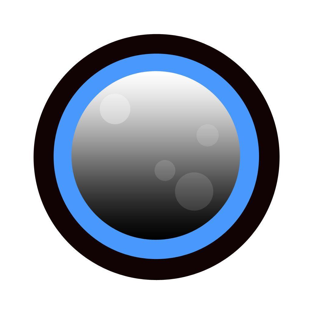Ícone do app ReliCam para iOS e watchOS