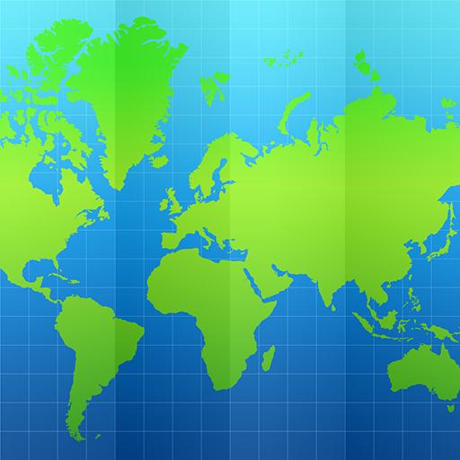 Ícone do app Fog of World para iOS