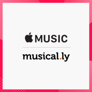 Apple Music e musical.ly