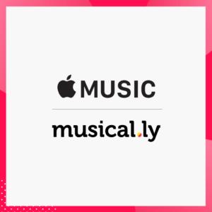 Apple Music e musical.ly