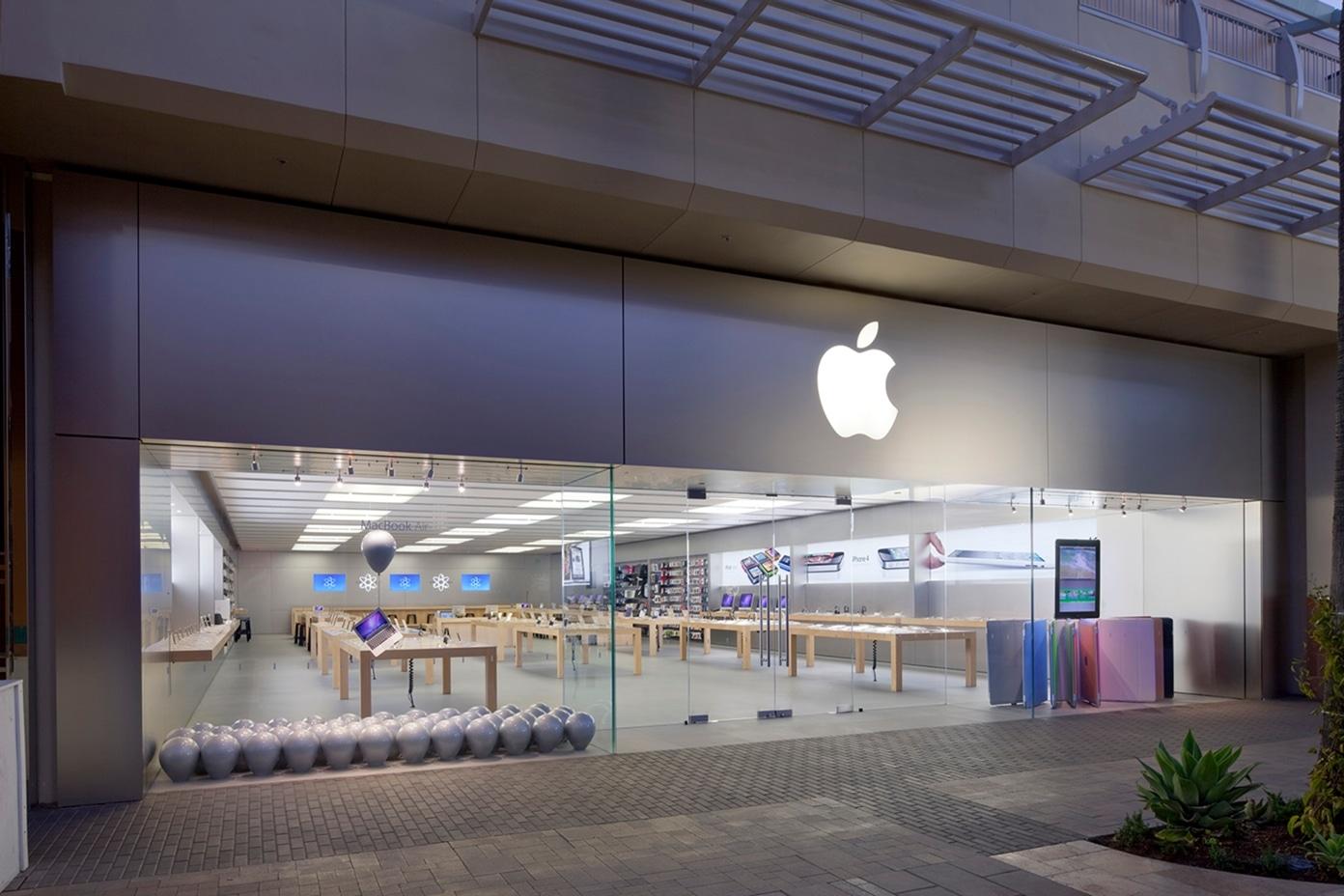 Apple Fashion Valley em San Diego