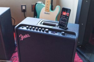 Amplificador Fender Mustang GT