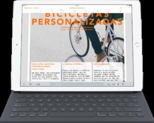 Smart Keyboard para iPads Pro, da Apple