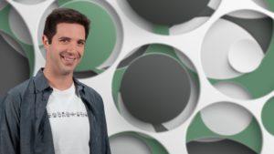 Maxime Britto, ex-estagiário da Apple