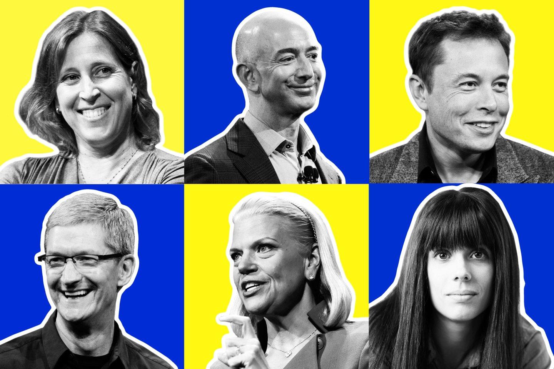 20 pessoas mais influentes do mundo da tecnologia, segundo a TIME