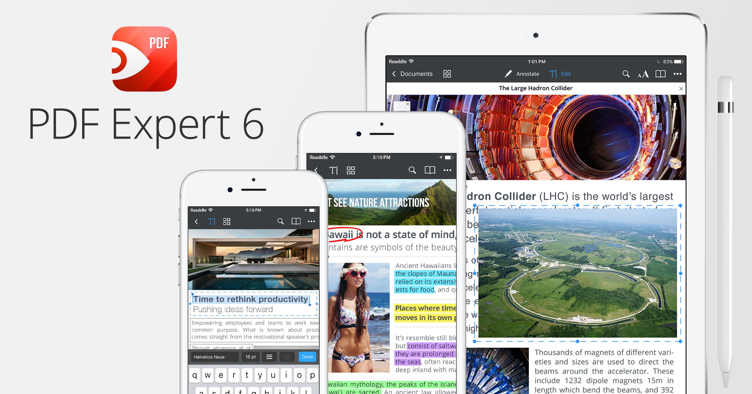 PDF Experts 6 iOS