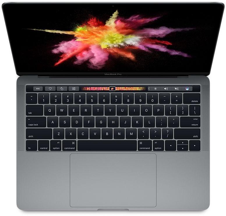 MacBook Pro de 13 polegadas com Touch Bar