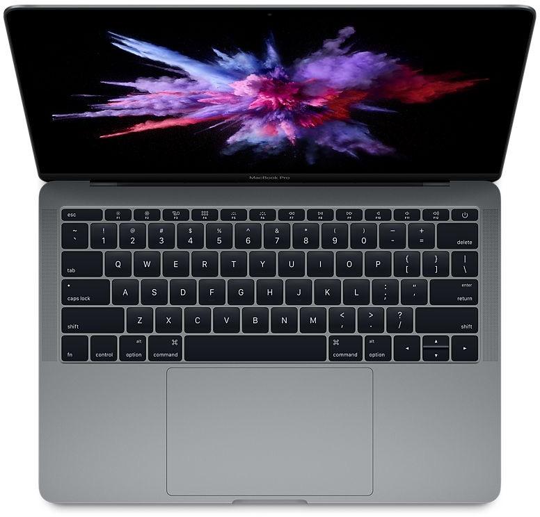 MacBook Pro de 13 polegadas sem Touch Bar