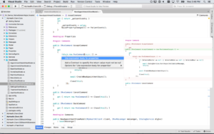 Microsoft Visual Studio para Mac