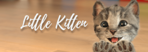 """Banner do app """"Gatinho - meu gato preferido"""" para iOS"""