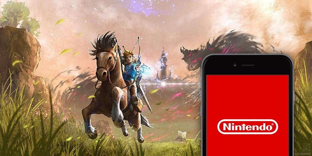 Zelda iPhone