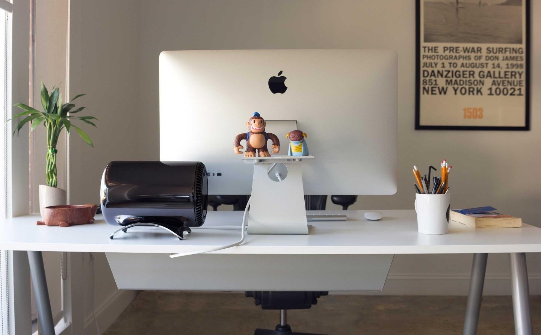 BookArc para Mac Pro, da Twelve South