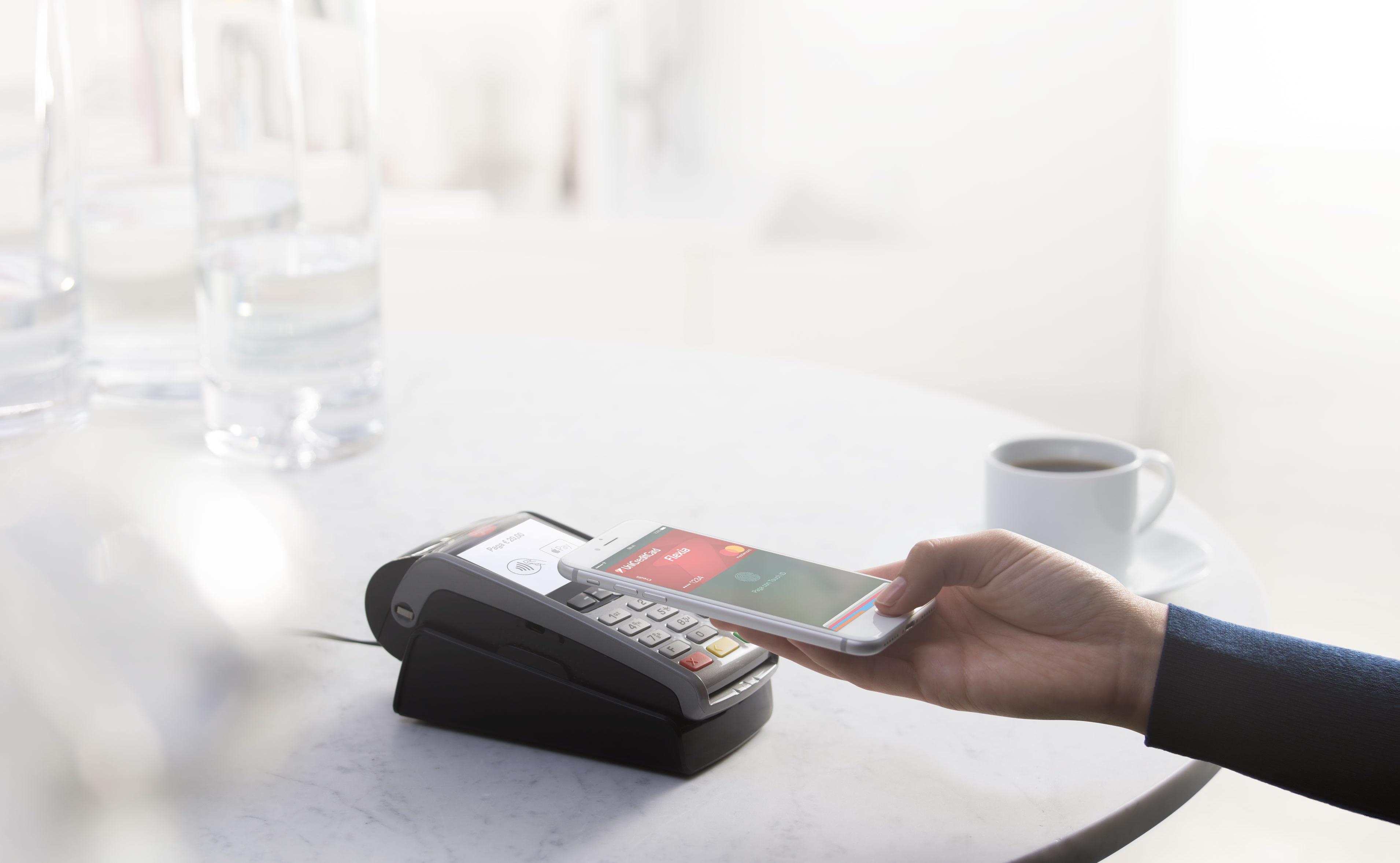 Apple Pay na Itália