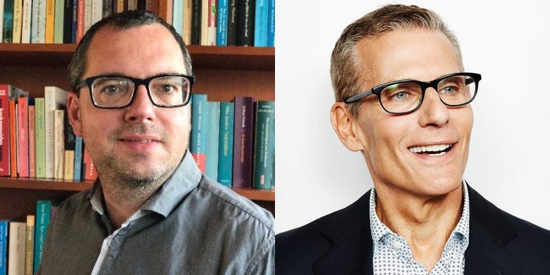 Roy J.E.M. Raymann e Michael Lombardo