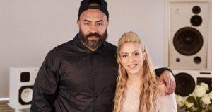 Shakira e Ebro Darden