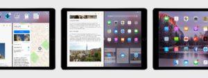 Conceito de iOS 11 para iPad