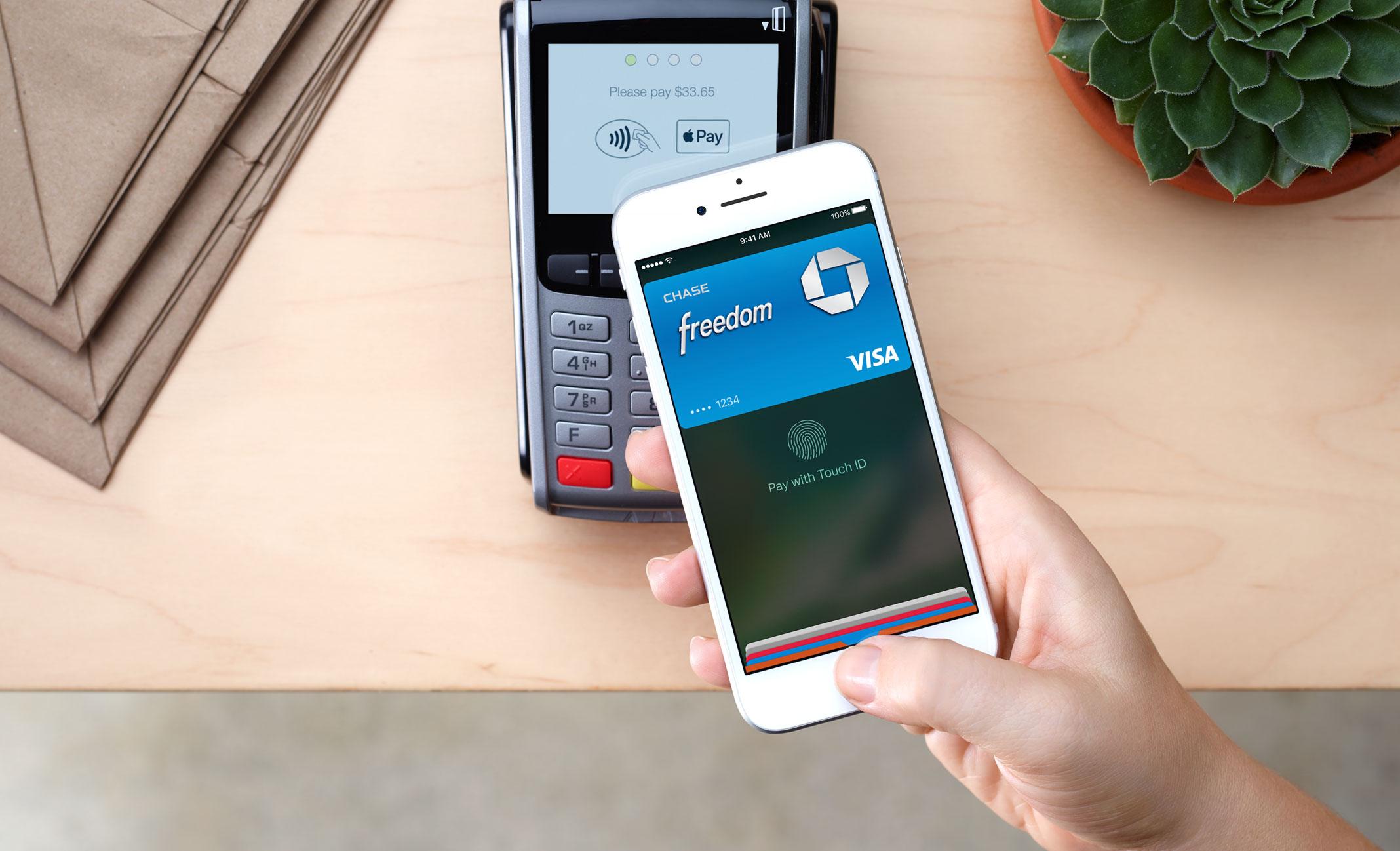 Apple Pay com Visa