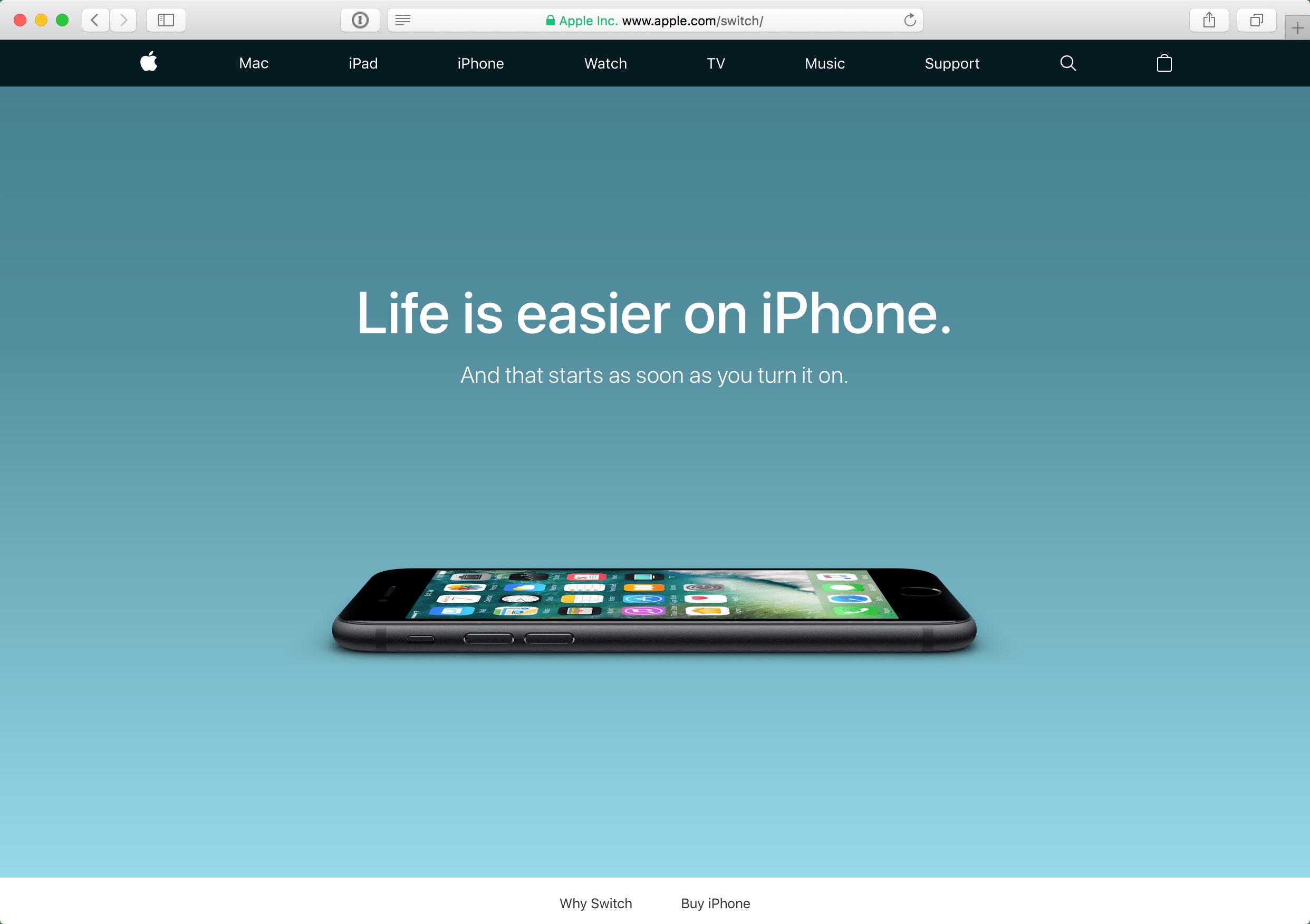 Apple - Switch
