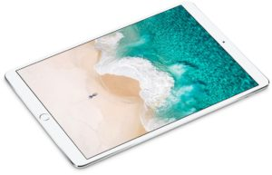 Render do suposto novo iPad Pro de 10,5 polegadas