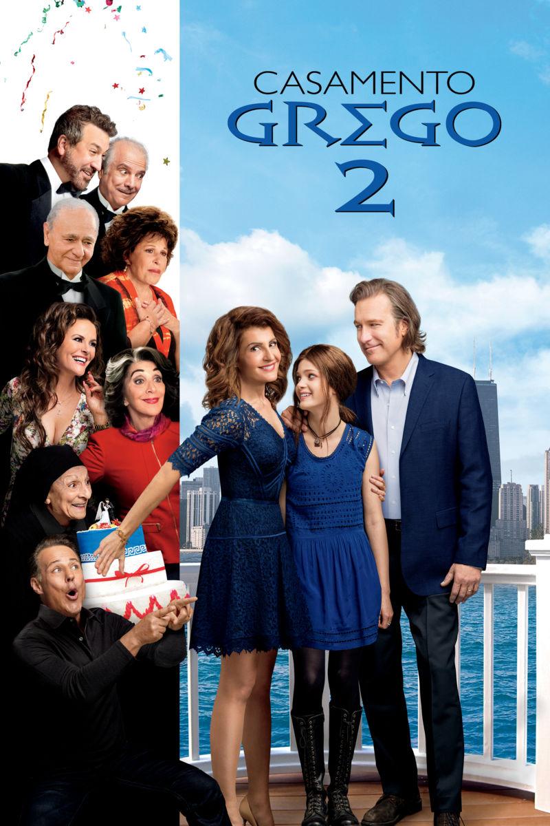 Filme - Casamento Grego 2