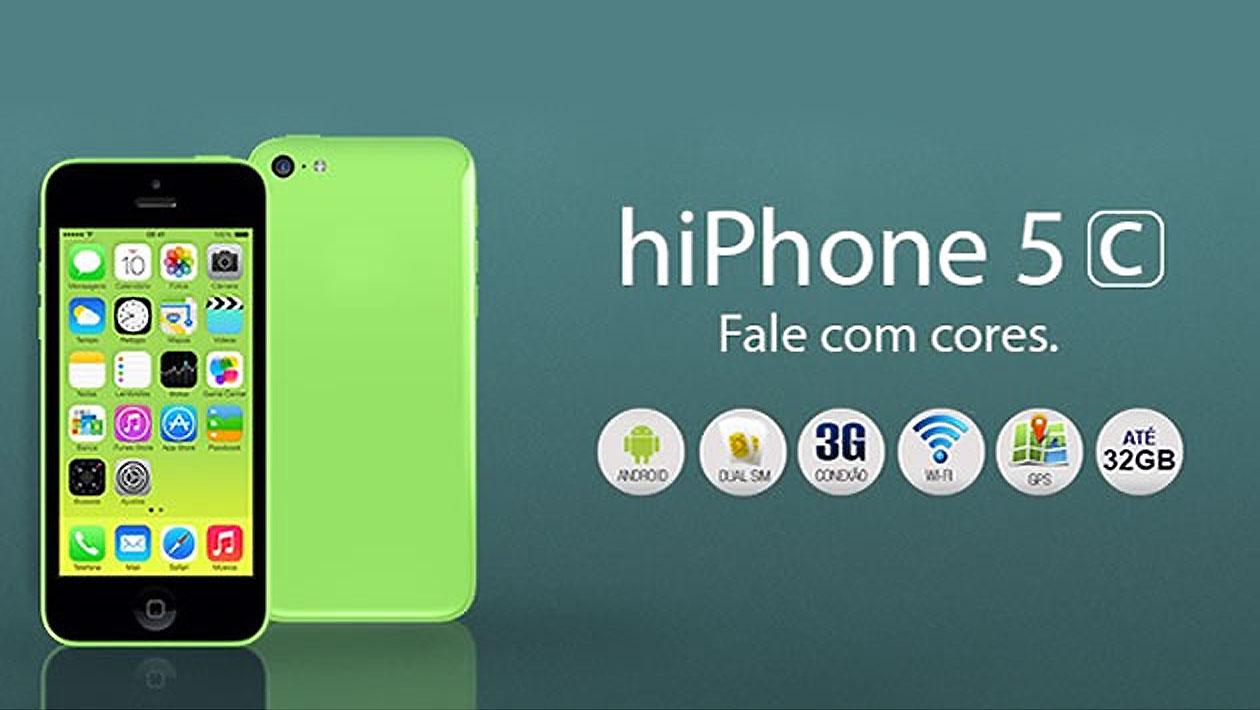 HiPhone 5c