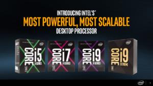 Core-X Series, nova linha de processadores da Intel