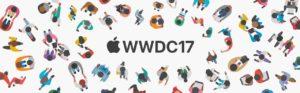 Banner da WWDC'17