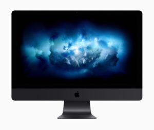 iMac Pro de frente