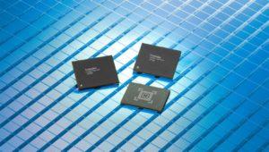 Memória NAND de 128GB da Toshiba