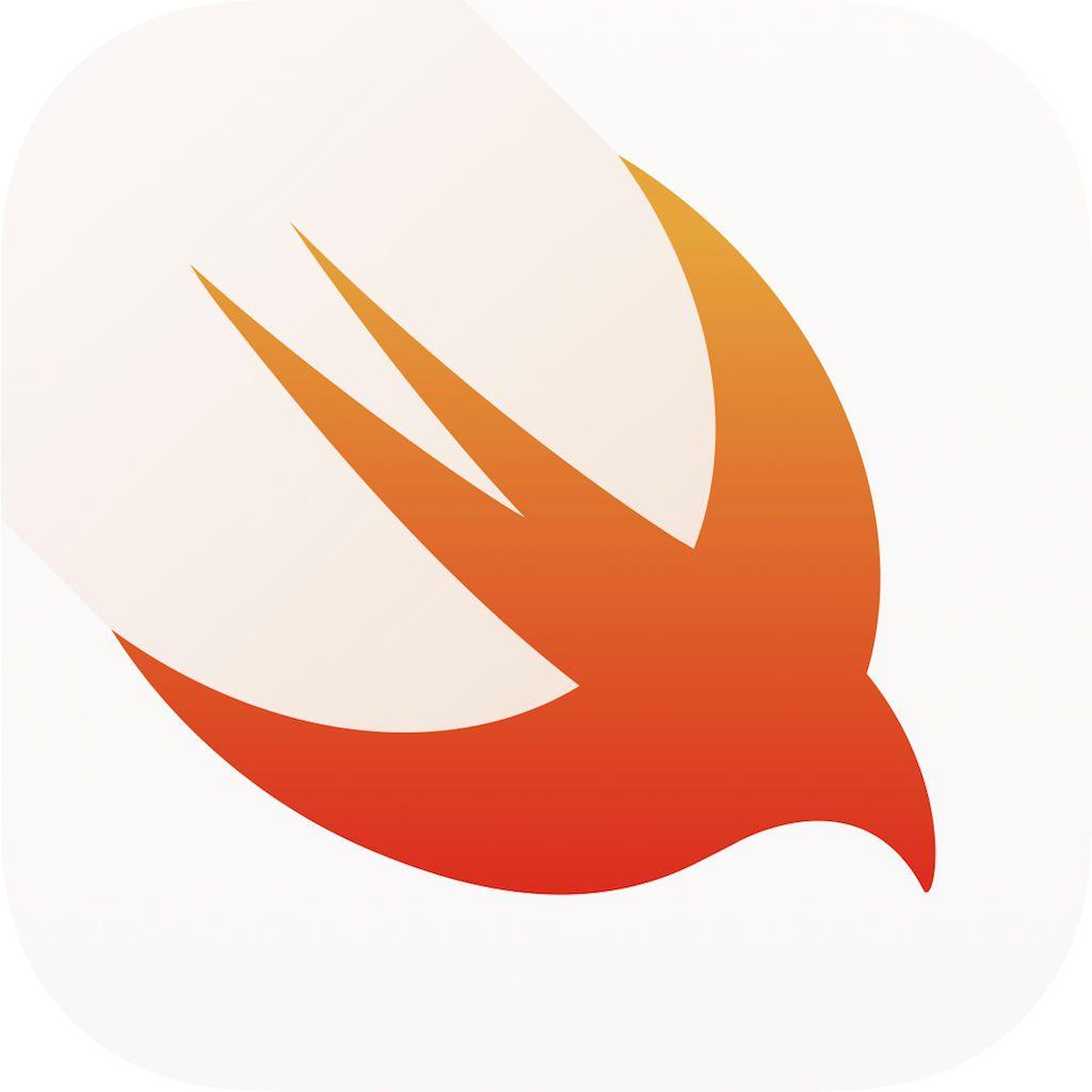 Ícone do app Swift Playgrounds para iOS