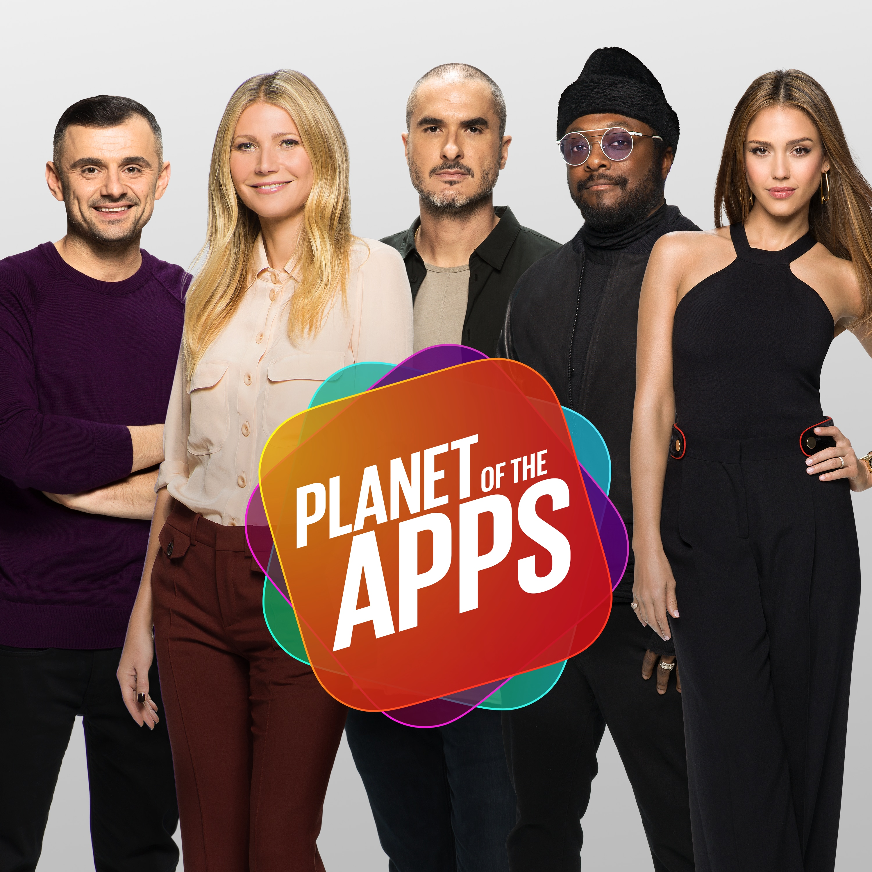 "Imagem promocional do reality show ""Planet of the Apps"""