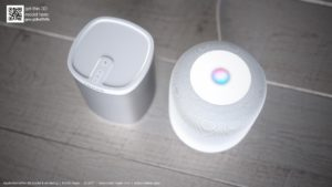 Renders do HomePod por Martin Hajek