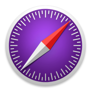 Ícone do Safari Technology Preview