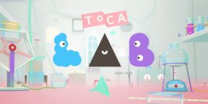 App Toca Lab: Elements para iOS
