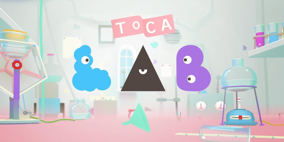 App Toca Lab: Elements para iOS